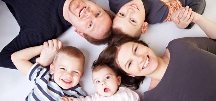 Скидка 10% на все услуги для многодетных семей