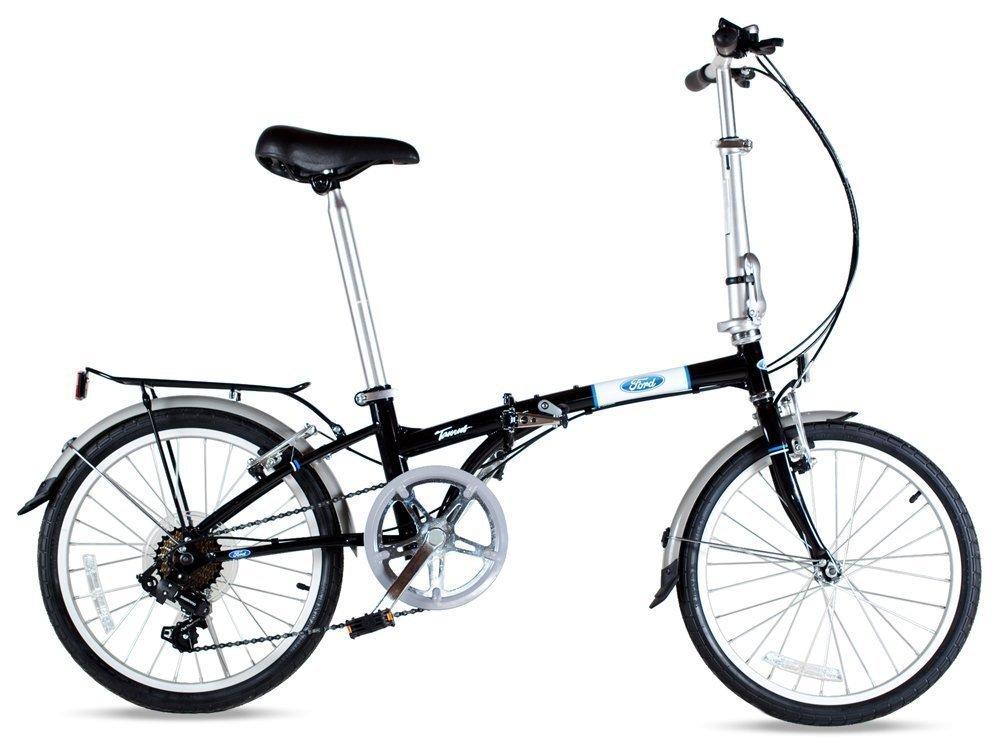 Велосипед Ford Taurus 2.0 (2016)